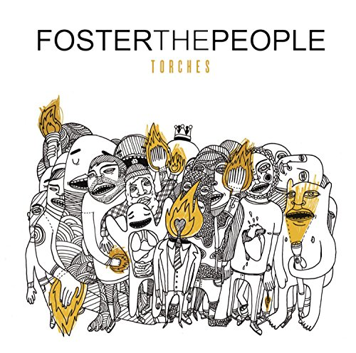 CD : Foster the People - Torches (CD)
