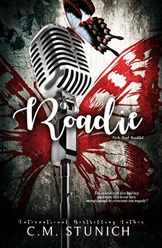 Roadie (Rock-Hard Beautiful Book 2)