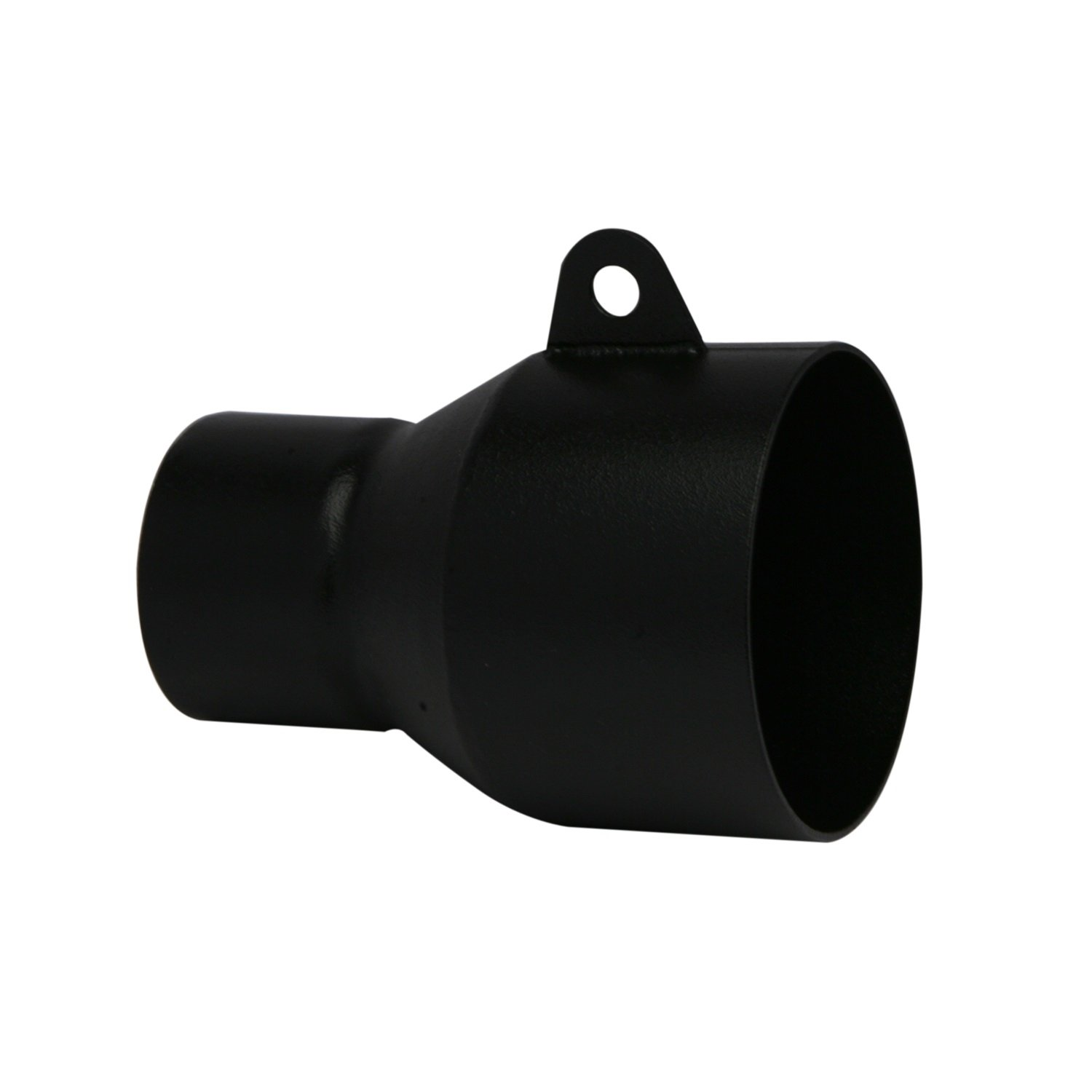 RBP 95006 2-3/4'' Inlet to 4'' Outlet Custom Application Exhaust Tip Adapter