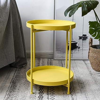 Tables Jardin Ronde petite table basse simple salon moderne ...