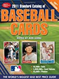 2011 Standard Catalog of Baseball Cards, Bob Lemke, 1440213712