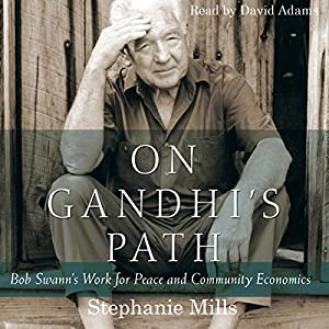 On Gandhi's Path Audiobook