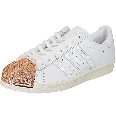 ad70a43a594d1f Adidas Originals Damen Sneaker Superstar 80s 3D weiß 41 1 3  Amazon.de   Bekleidung