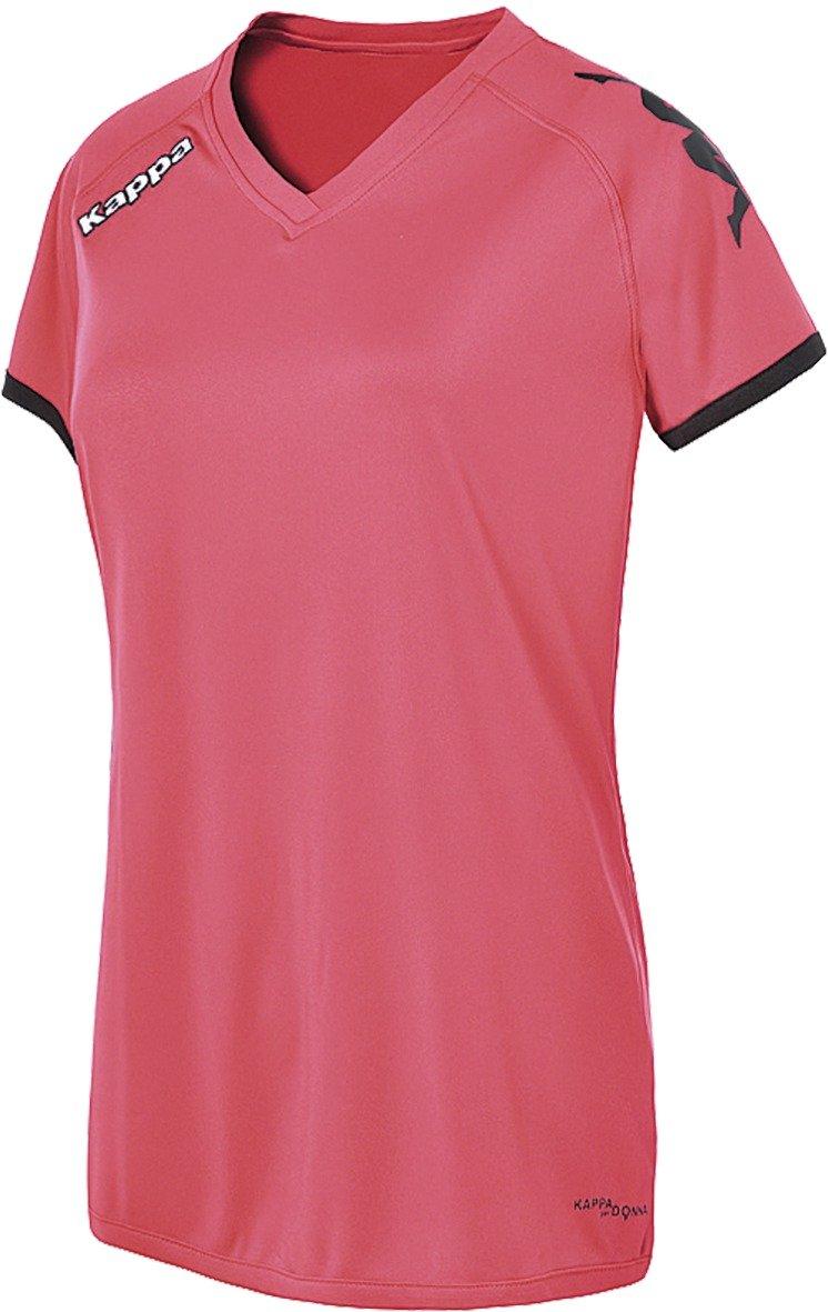 Kappa Cascia WO-Shirt SS Domicile pour Femme