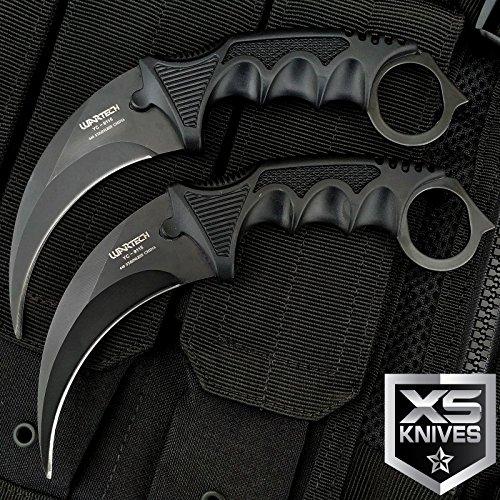 karambit black blade - 5