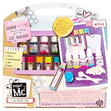 MC2 Create Your Own Lip Balm Lab by MC2 by Project Mc2