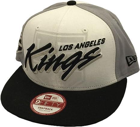 NHL de Los Angeles Kings New Era 9 FIFTY Gamer Loskin gorra ...