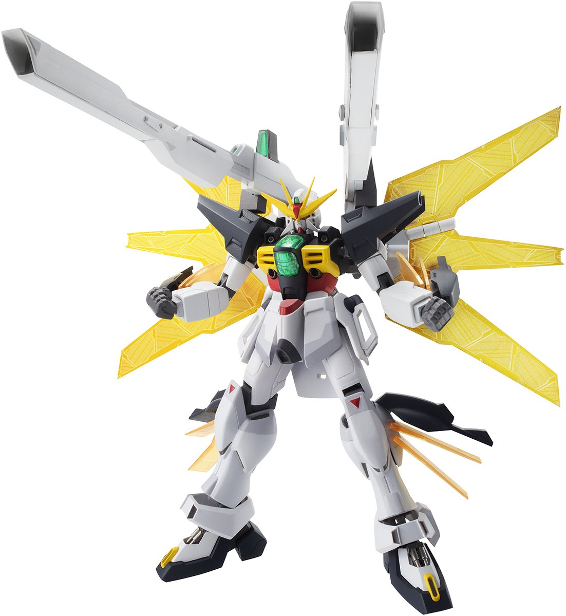 Bandai Tamashii Nations  Gundam Double X Robot Spirits Action Figure 81412
