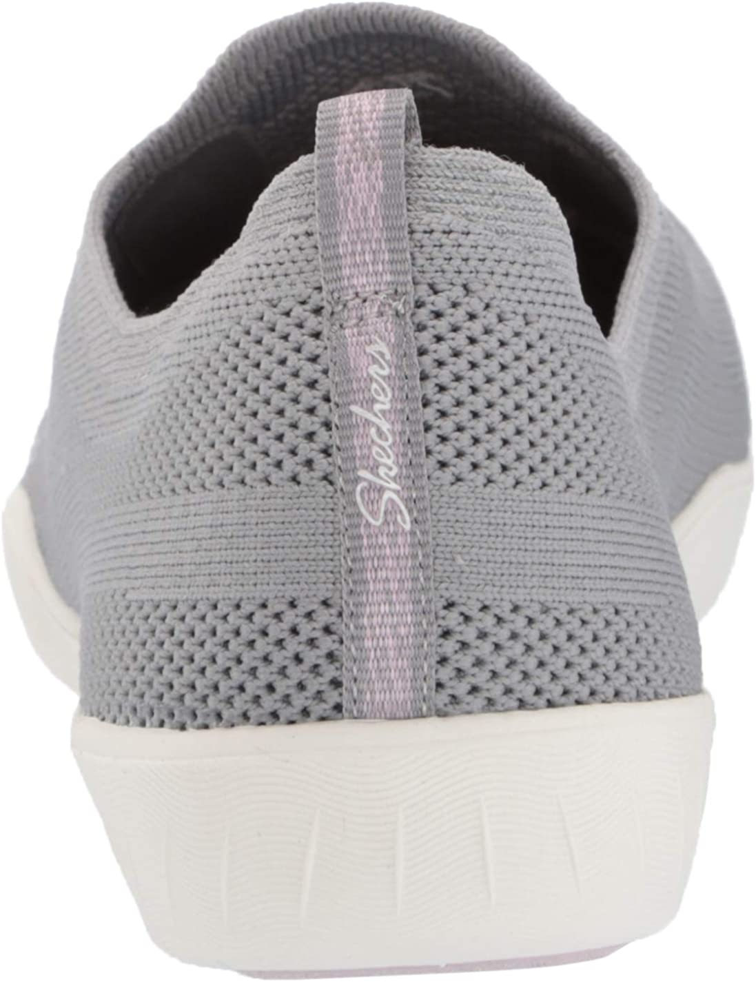 Skechers Newbury St - Every Angle, Baskets Femme Gray