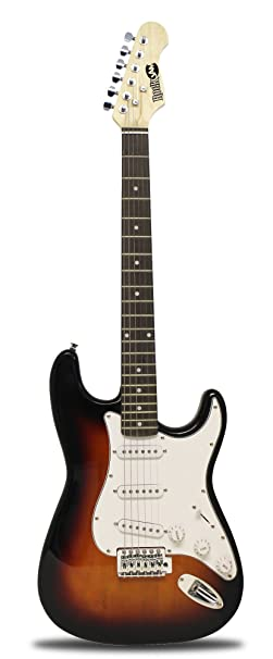 RockJam RJEG02-SK-SB - Kit de guitarra eléctrica: Amazon.es: Instrumentos musicales