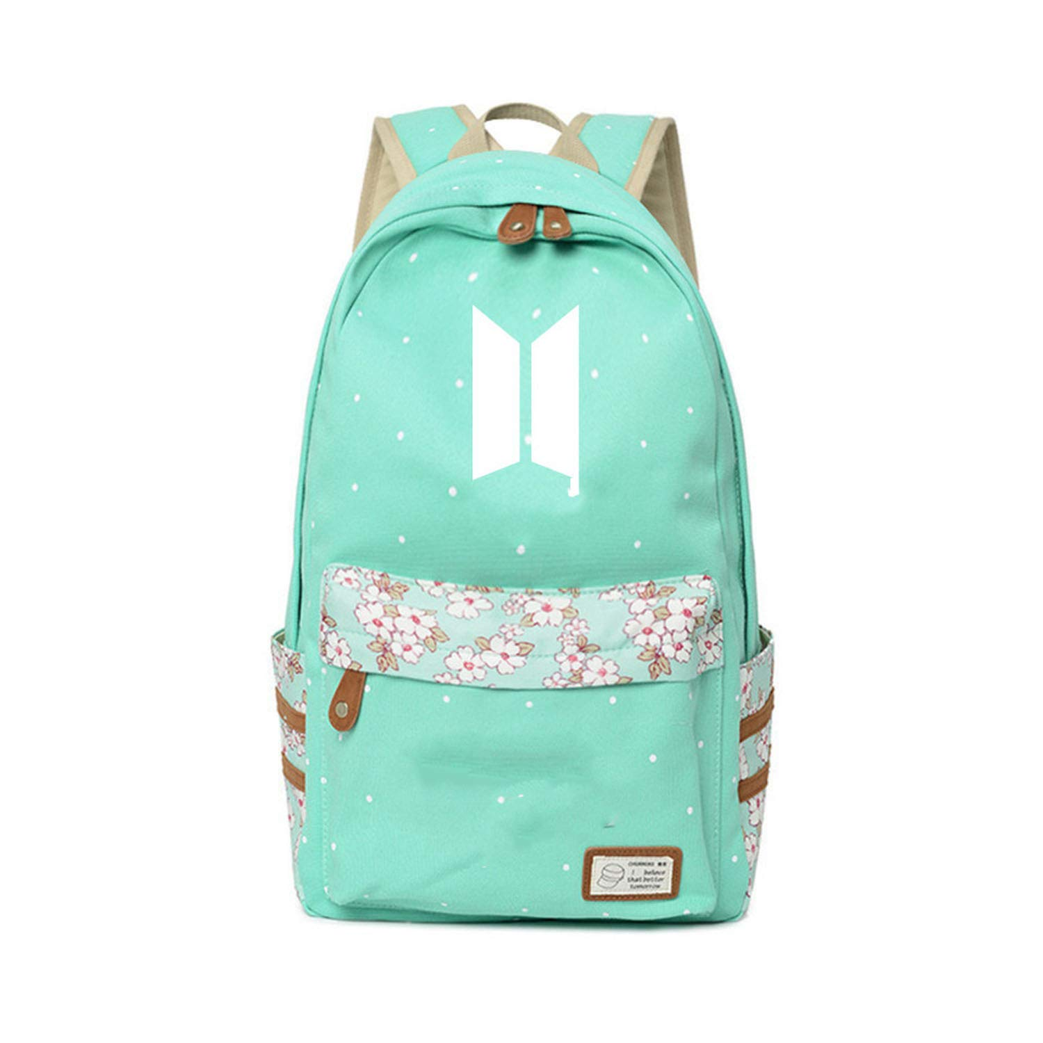 Amazon.com | Backpackrugtas mochila escolar Bangtan Boy ...
