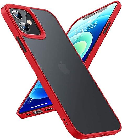 Torras Hülle Kompatibel Mit Iphone 12 Mini Dünn Matt Elektronik