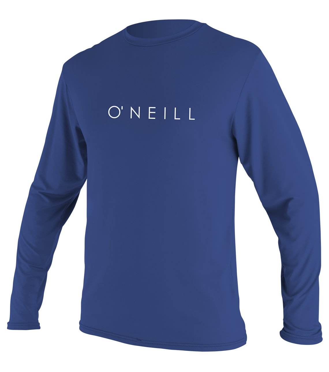O'Neill Youth Basic Skins UPF 30 + Long Sleeve Sun Shirt, Pacific, 6