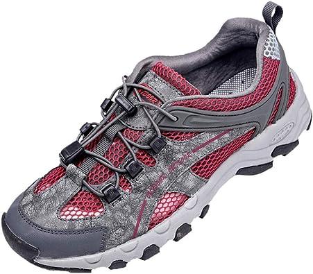 OPAKY Zapatillas de Running para Hombre Zapatos al Aire Libre para Río, para los Hombres, Antideslizantes, Zapatos para Caminar,Transpirables para Niños Zapatillas de Deporte Respirable para Correr: Amazon.es: Zapatos y complementos