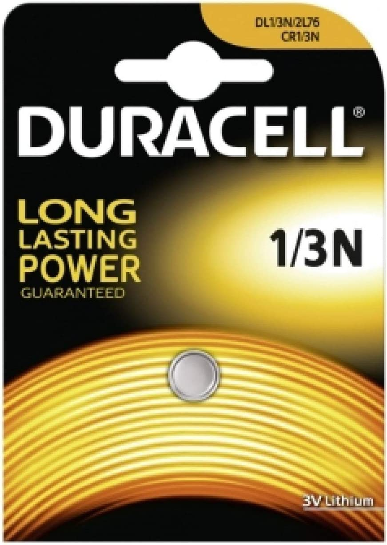 Duracell Foto Batterie Cr1 3n 1er Blister Lithium 3v Computer Zubehör