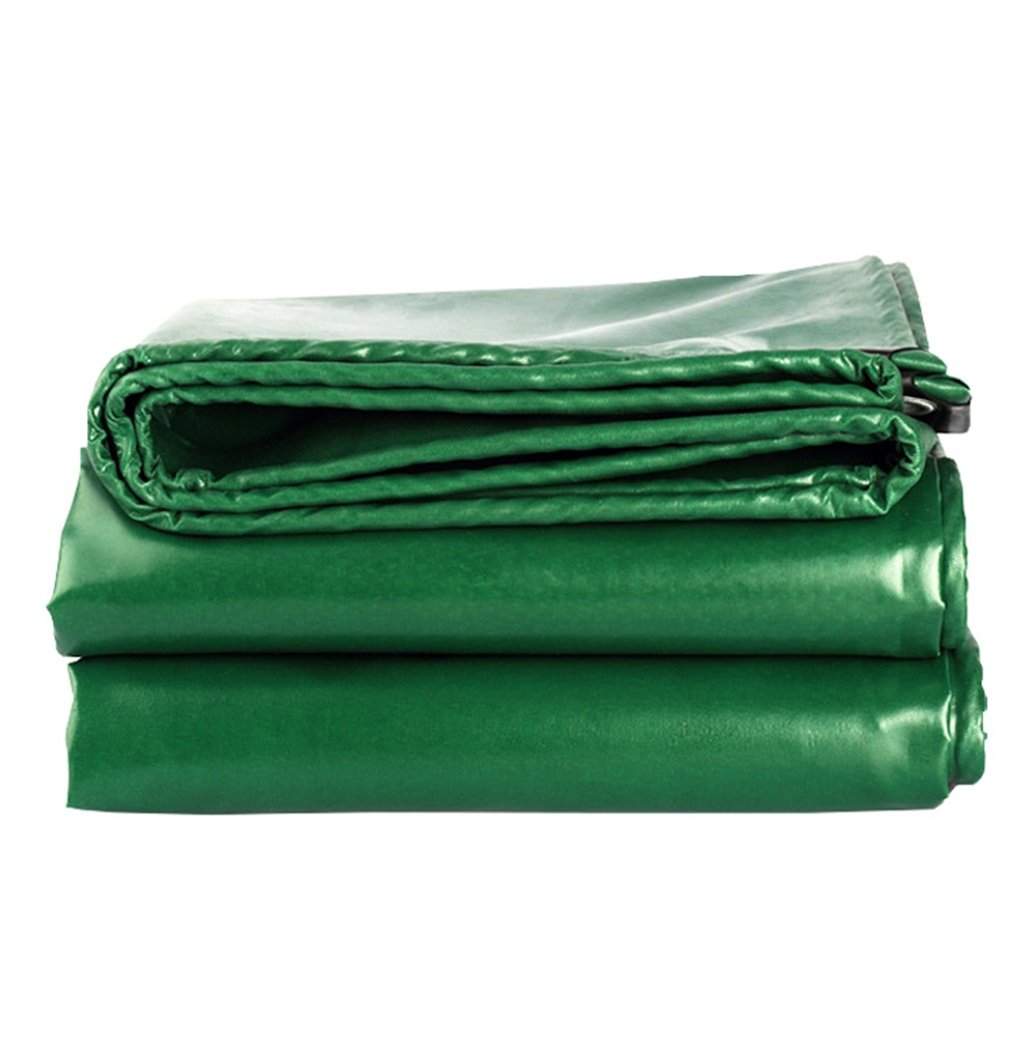 LIYin Fodere per Tende Impermeabili Impermeabili Verdi 540 g m² per Campeggio, Pesca, Giardinaggio e Animali Domestici - Protezione UV, Spessore 0,4 mm, Opzioni Multi-Dimensione (Dimensioni   3MX2M)
