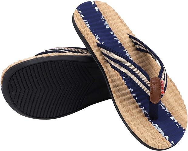 Large Size Mens Flip Flops Summer