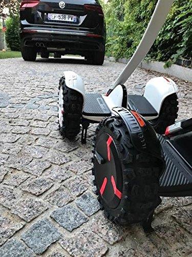 Negro More4mini Fender//Guardabarros Off Road para Segway miniPRO