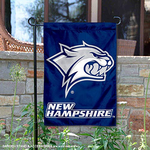 College Flags & Banners Co. New Hampshire Wildcats Garden Flag (University Merchandise New Hampshire Of)
