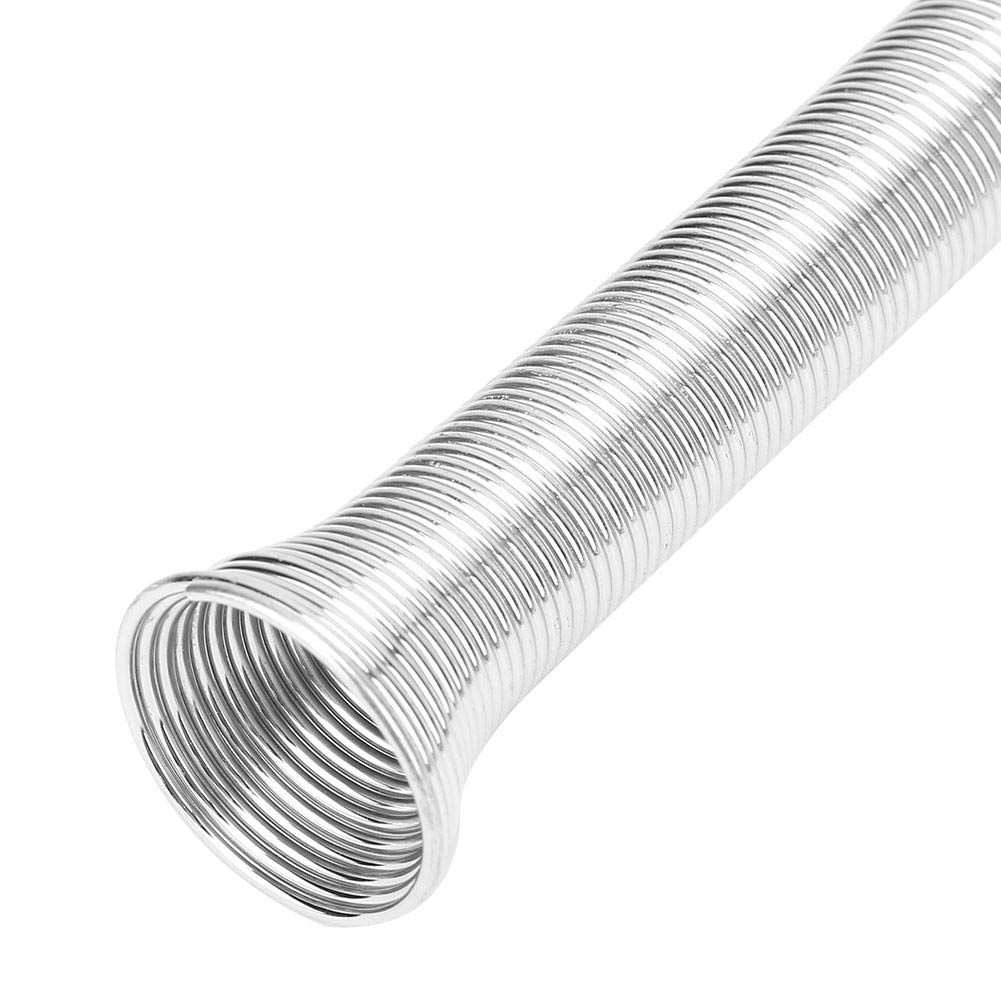 5Pcs 21CM Super Elastic Steel Spring Tube Bender PVC Essential Electrical Wire Bending Pipe Tool