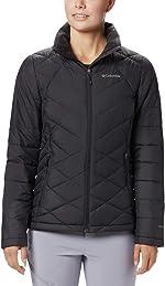Columbia Women's Heavenly Jacket, Insulated, Water Resistant