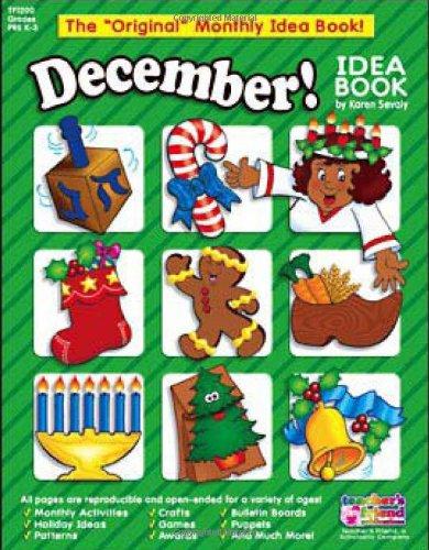 December Monthly Idea (Monthly Idea Book)