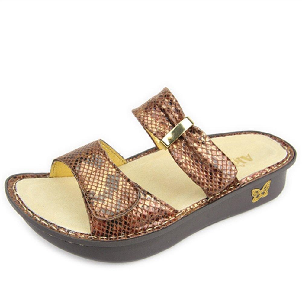 Alegria Women's Karmen Riches Sandals (EURO 38-US 8-8.5)