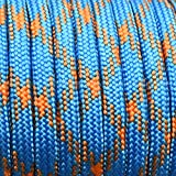 1pcs 100ft 550 Paracord Parachute Cord Lanyard Mil Spec Type III 7 Strand Core (color 154)