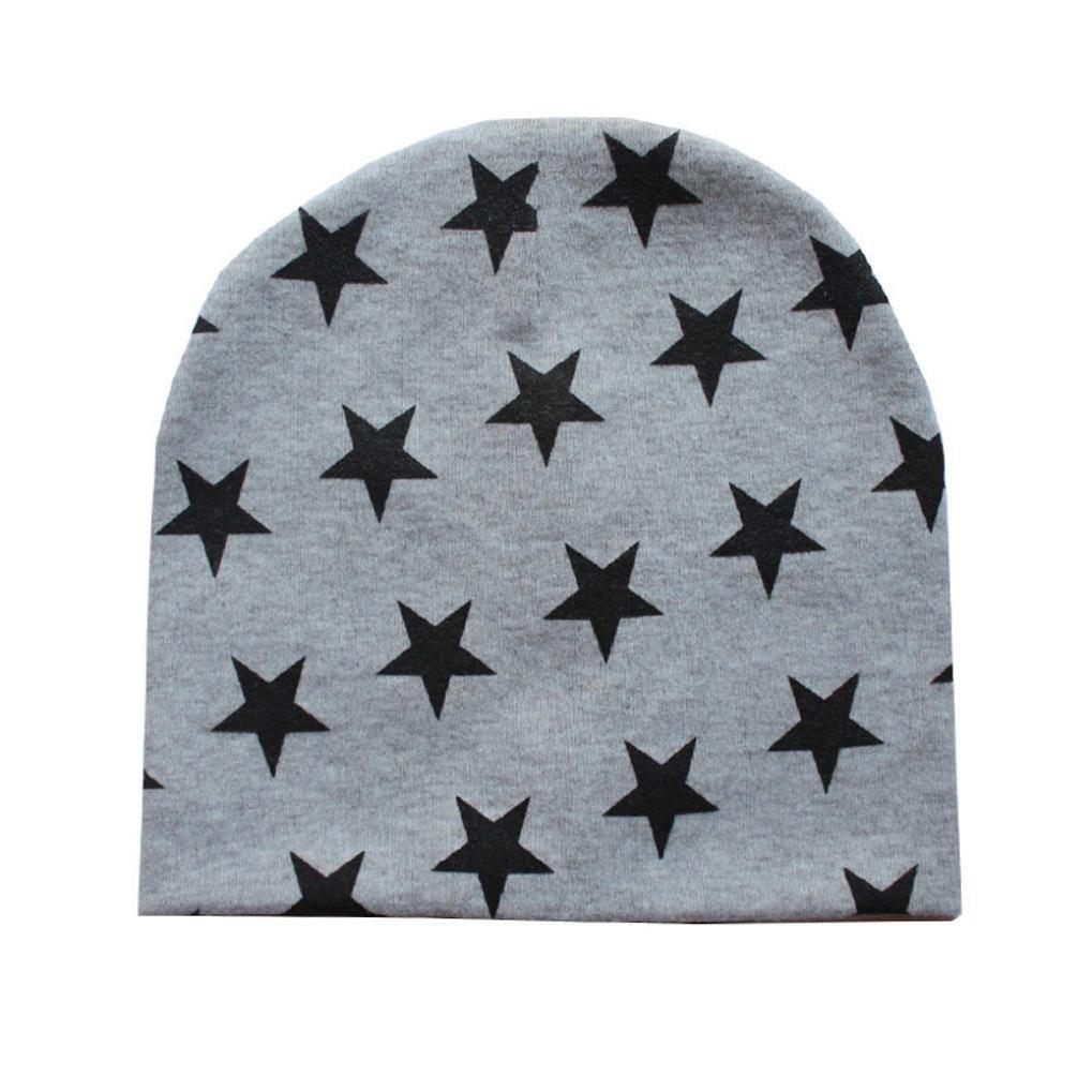 Cappello del bambino , feiXIANG Bambino neonato inverno caldo Crochet maglia cappello Beanie Cap - miscela del cotone