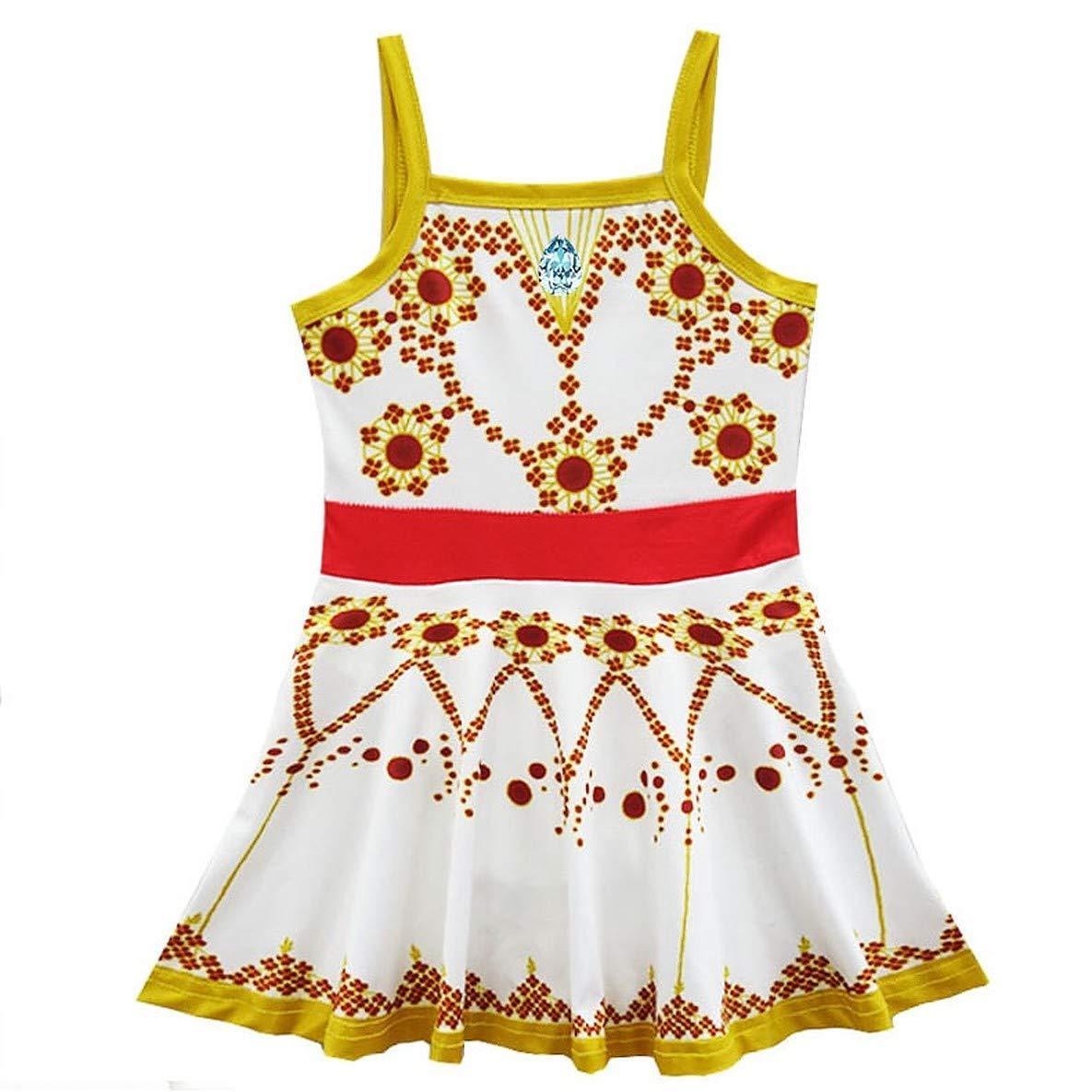 AmzBarley Vestito F/élicie Costume da Ballerina per Bambina Ragazza Abito Festa Compleanno Partito Carnevale Halloween Cosplay Vestiti