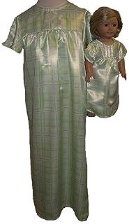 Doll Clothes Superstore Camicia da Notte Abbinata a Bambole e Bambole abbinate Taglia 6