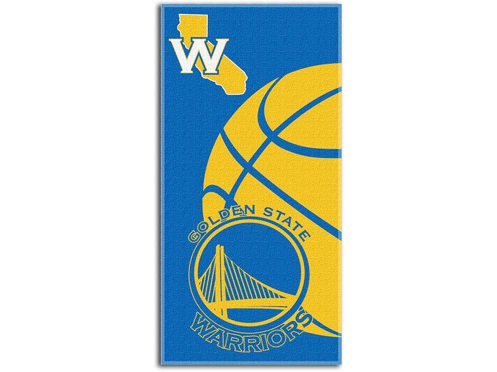 McArthur NBA Golden State Warriors 30 x 60ビーチタオル B019UTCOQO