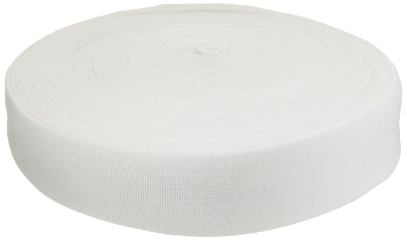 Rolyan Stockinette with Anti-Microbial Built-in, 2'' Wide, 25 Yard Roll, Tubular Arm Stockinette for Cast, Brace, Splint Padding, Odor Resistant, Antimicrobial Skin Protection Sleeve, Polyester Wrap