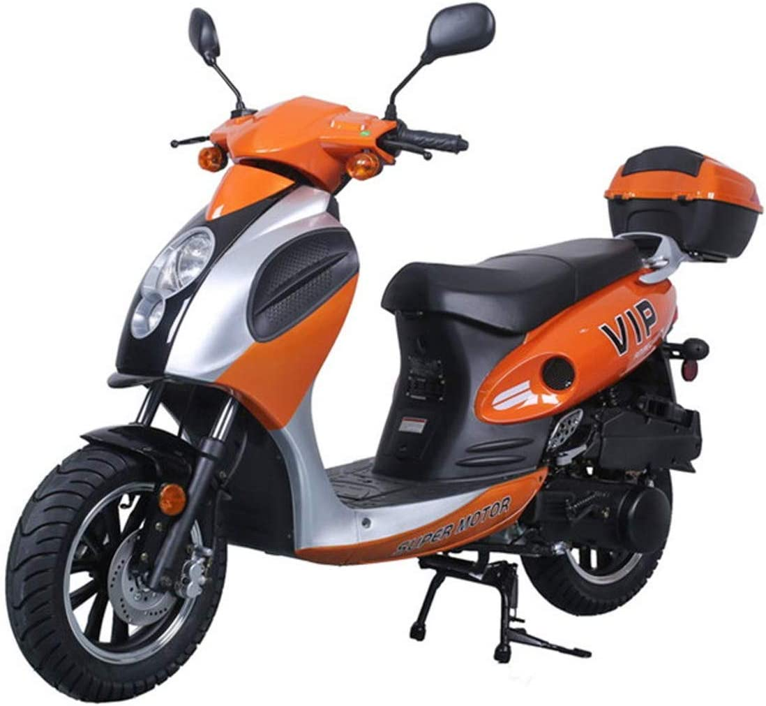 1. X-Pro 150cc Moped Scooter