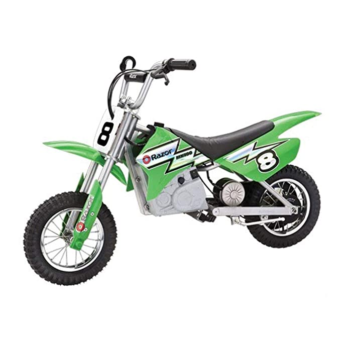 Amazon.com: Razor MX400 - Motocicleta eléctrica para ...