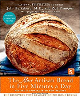 The New Artisan Bread In Five Minutes A Day The Discovery