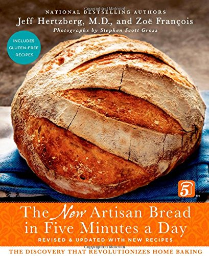 new artisan bread in five minutes - 1