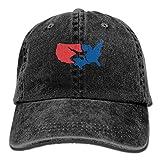 FBGVFD USA Wrestling Logo Baseball Caps Fancy Comfortable Snapback for Unisex
