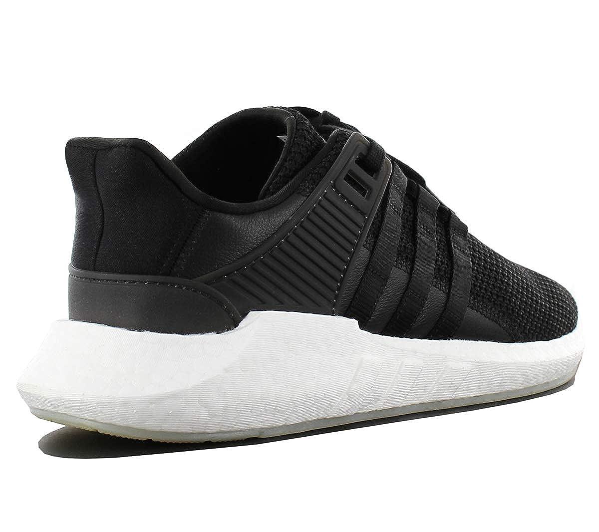 best sneakers 63aeb 00733 Amazon.com   adidas Originals Men s Sneaker EQT Support 93 17 Nera  11(UK)-11½(US) Black   Fashion Sneakers