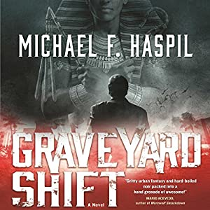 Graveyard Shift Audiobook