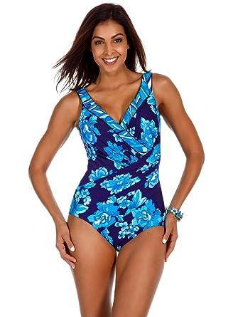 c52fc3b5aa87c Amazon.com  Miraclesuit Women s Viva La Paris Oceanus Swimsuit