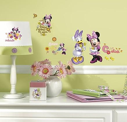 Asian Paints Nilaya Mickey U0026 Friends   Minnie Mouse Barnyard Cuties Wall  Stickers Part 44