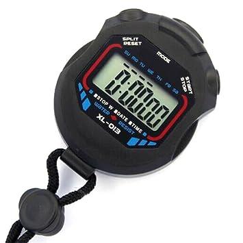 Messung Und Analyse Instrumente Timer Neue Stoppuhr Wasserdichte Elektronische Chronograph Digital Display Timer Zähler Sport Alarm Stoppuhr