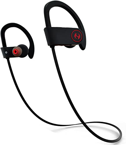 Bluetooth Headphones, Hussar Magicbuds Best Wireless Sports Earphones
