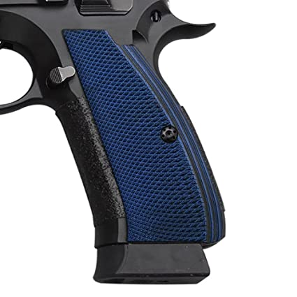 Cool Hand G10 Grips for CZ 75 Full Size, CZ 75 SP-01 Series, Shadow 2, 75B  BD, Screws Included