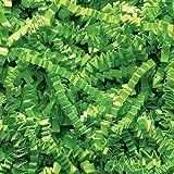 1 LB. Crinkle Shred Paper (Lime Green)