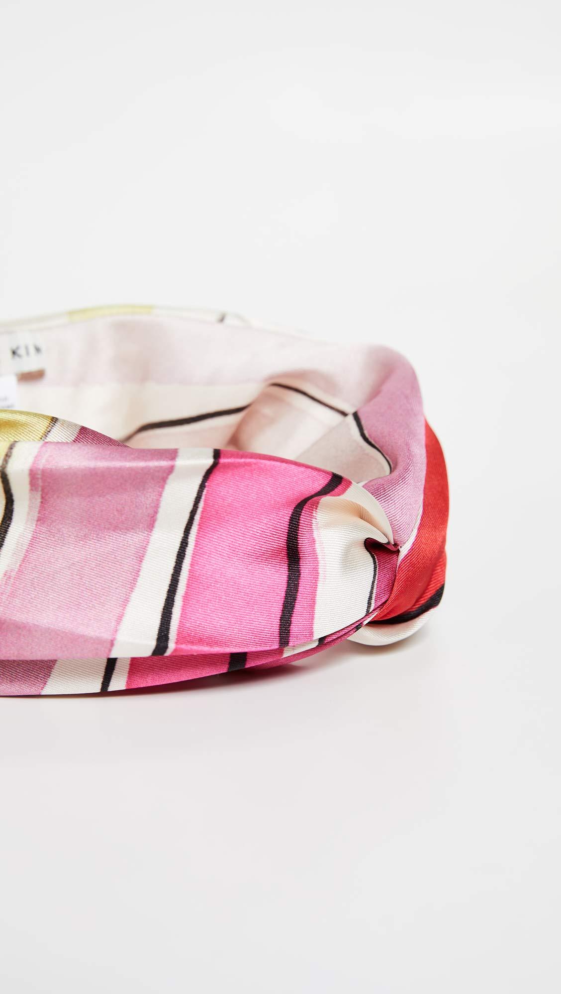 Eugenia Kim Women's Malia Headband, Pink/Red, One Size by Eugenia Kim (Image #4)