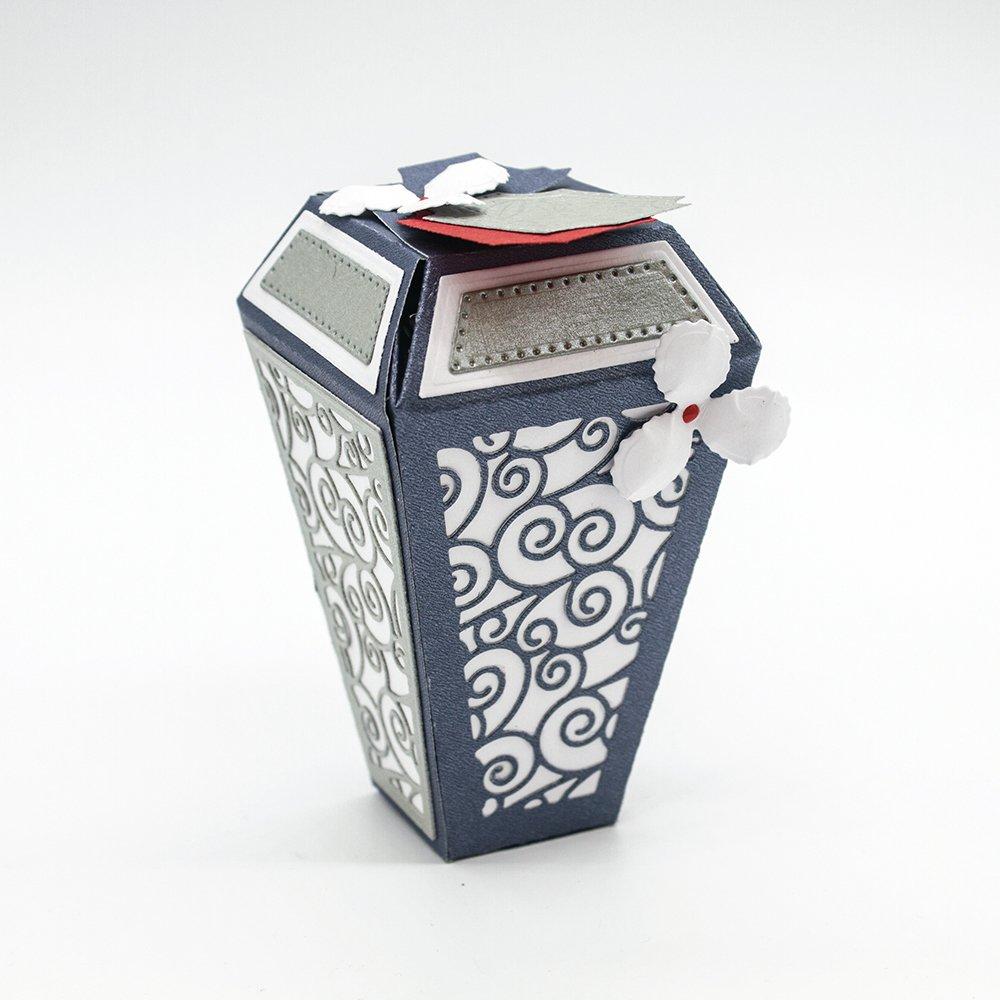 Parf/ümerie Perfekt Romantische Geschenkbox