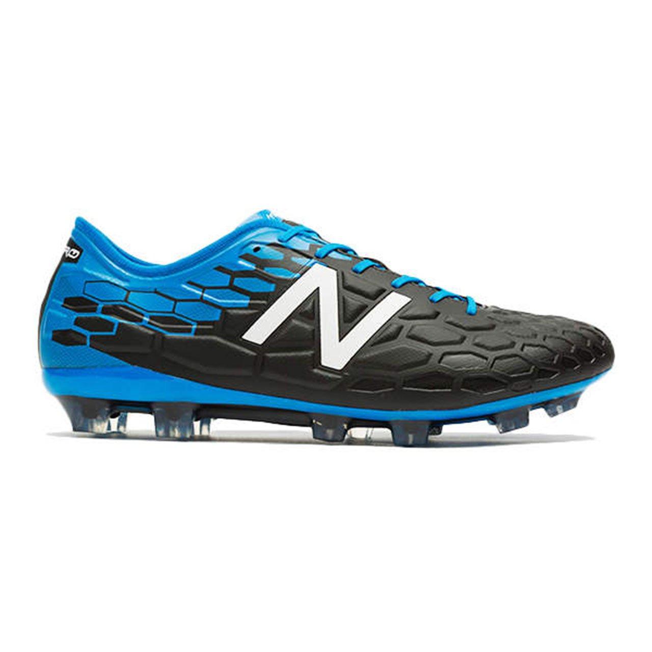 17FW NewBalance ニューバランスシューズ サッカー VISARO PRO HG (メンズ/ユニセックス) MSVROHBL2E B074DD2LZC 25.5 BL:BLACK/BLUE