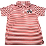 Garb Ohio State Carson Toddler Stripe Polo - Small (5-6)